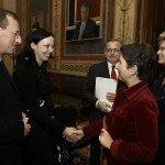 Verleihung des Wissenschaftspreises der Margaretha Lupac Stiftung 27. November 2007/Fotos Verleihung